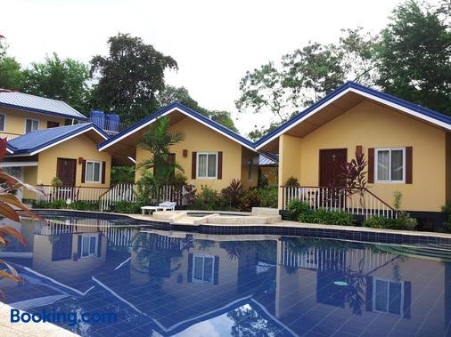 藍色瀉湖酒店及套房 - 公主港 - 普林塞薩港 - 建築