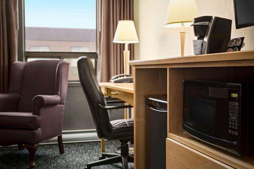埃德蒙頓西旅遊賓館 - 艾德蒙頓 - 埃德蒙頓 - 臥室
