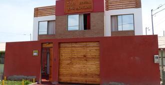 Hostal Las Acacias - Arica - Building