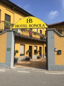 Hotel Bonola - Milano - Rakennus