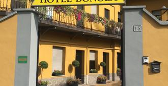 Hotel Bonola - Milano - Edificio