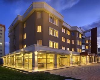 Cerkezkoy Business Hotel - Çerkezköy - Gebouw