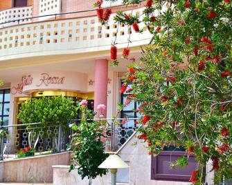 Hotel Valle Rossa - San Giovanni Rotondo - Vista esterna