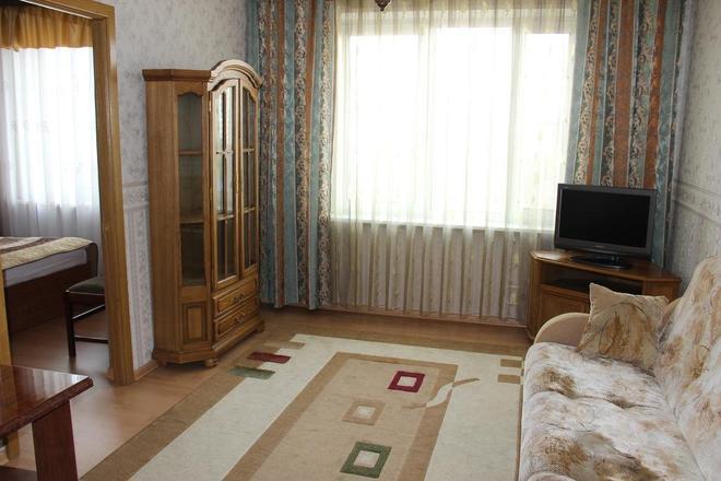 Nmc Apart - Moscow (Matxcơva) - Phòng khách