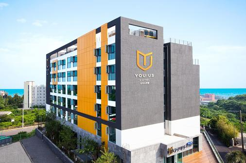 You Us Hotel - Seogwipo - Building