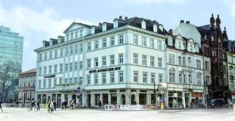 هوتل بايريشر هوف - هيدلبرغ - مبنى