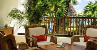 The Reef Coco Beach Resort - Playa del Carmen - Balcon
