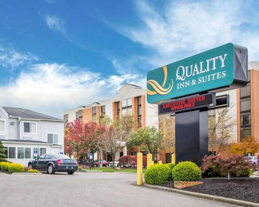 Quality Inn & Suites North/Polaris - Columbus - Toà nhà
