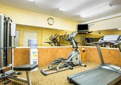 Quality Inn & Suites North/Polaris - Columbus - Gym