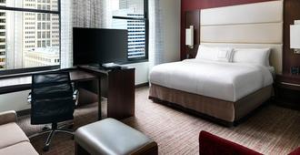 Residence Inn by Marriott Chicago Downtown/Loop - Chicago - Bedroom