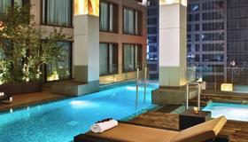 JW Marriott Hotel Mexico City Santa Fe - Ciudad de México - Piscina