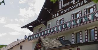 Citotel L'echo Des Montagnes - Thonon-les-Bains - Building