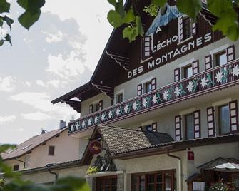 Citotel L'echo Des Montagnes - Thonon-les-Bains - Gebäude