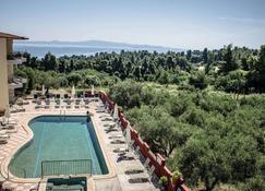 Ilios Hotel - Kriopigi - Pool