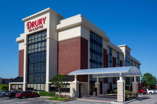 Drury Inn & Suites Memphis Southaven - Horn Lake - Gebäude