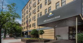 Days Inn by Wyndham Washington DC/Connecticut Avenue - Washington - Bygning