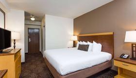 華盛頓特區/康乃狄克大道戴斯酒店 - 華盛頓 - 臥室