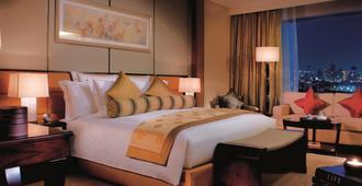 The Ritz-Carlton Shenzhen - שנג'ן - חדר שינה