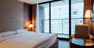 Sunset Business Hotel - Busán - Habitación