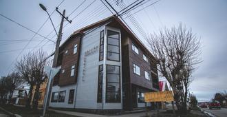 Hotel Hallef - Puerto Natales - Edificio