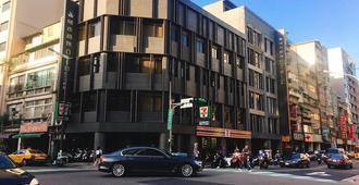 City Suites - Beimen - Taipei - Building