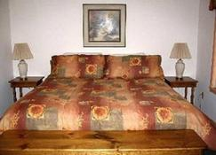 Pine Creek Country Inn - Nacogdoches - Makuuhuone