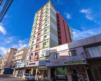 Tri Hotel Criciúma - Criciuma - Gebouw