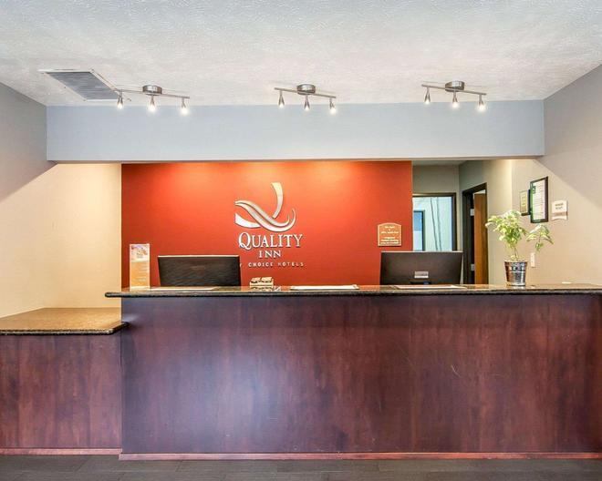 市區會議中心品質酒店 - 波特蘭 - 波特蘭 - 櫃檯