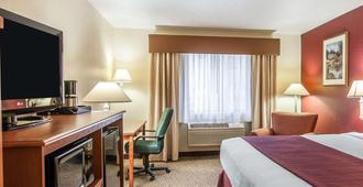 Quality Inn Downtown Convention Center - Portland - Bedroom