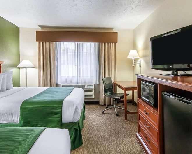 市區會議中心品質酒店 - 波特蘭 - 波特蘭 - 臥室