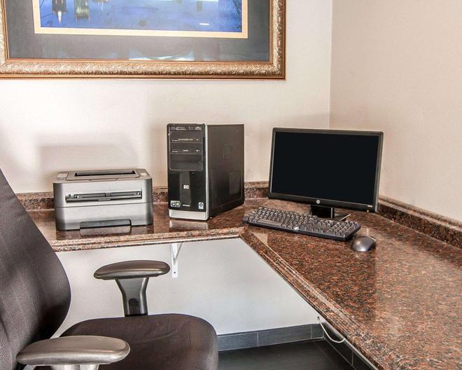 市區會議中心品質酒店 - 波特蘭 - 波特蘭 - 商務中心