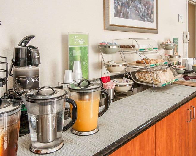 市區會議中心品質酒店 - 波特蘭 - 波特蘭 - 自助餐