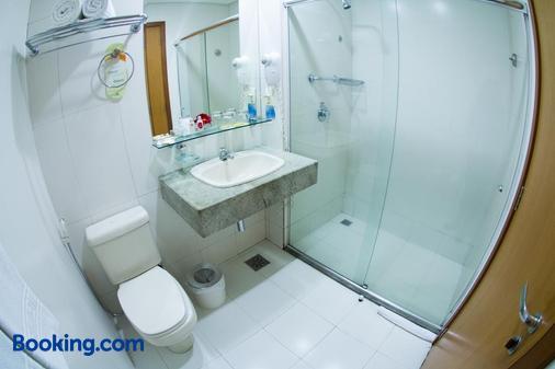 馬瑙斯凱富酒店 - 瑪瑙斯 - 馬瑙斯 - 浴室