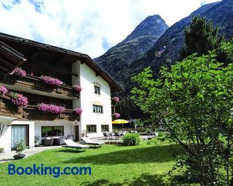 Gletscher-Landhaus Brunnenkogel - St. Leonhard im Pitztal - Building