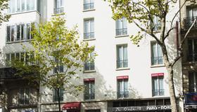 Source Hotel - Paris - Gebäude