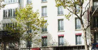 Source Hotel - Paris - Bâtiment