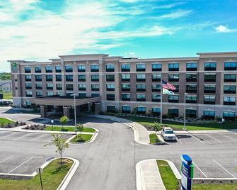 Holiday Inn Express & Suites Elizabethtown North - Elizabethtown - Gebouw