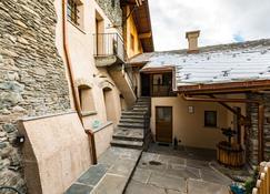 Chambres d'hôtes La Moraine Enchantée - Pila - Vista externa