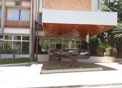 Residence Plaza Flat - Ribeirão Preto - Building