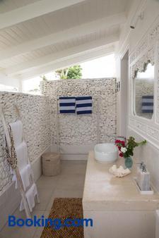 塔瑪姆海灘酒店 - 特奧烏馬 - 維拉港 - 浴室