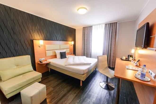 Best Western Plazahotel Stuttgart-Filderstadt - Filderstadt - Bedroom