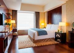 The Imperial Mansion, Beijing Marriott Executive Apartments - Beijing - Bedroom