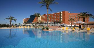 Rome Marriott Park Hotel - Rome - Piscine