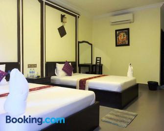 Vibola Guesthouse - Kampot - Bedroom