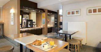 B&B Hôtel Grenoble Université - Gieres - Restaurante