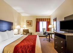 Comfort Inn Near Grand Canyon - Williams - Bedroom