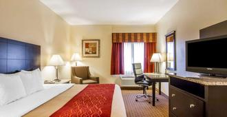 Comfort Inn Near Grand Canyon - Williams - Camera da letto