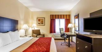 Comfort Inn Near Grand Canyon - וויליאמס - חדר שינה