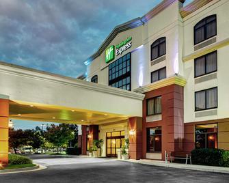 Holiday Inn Express Richmond Airport - Sandston - Building