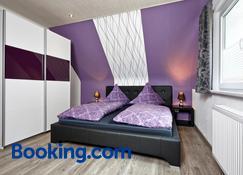 Kühne's 4 Sterne Komfort-Apartments - Braunlage - Makuuhuone